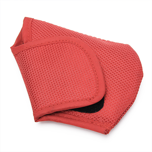 SWING SOCK WEIGHTED POCKET IRON WEDGE GOLF WARMUP CLUB TRAINING AID RED