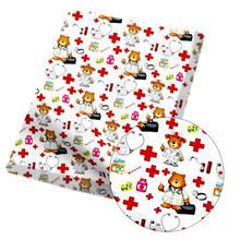 Xugar печатных ткань полиэстер хлопок 45*145 см товары для здоровья