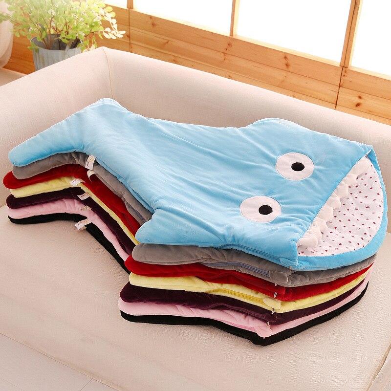 Image 3 - Спальный мешок для новорожденных, противоскользящие мягкие одеяла с рисунком для маленьких детей, банный халат для пеленания девочек и мальчиков 0 16 месяцев-in Одеяла и пеленки from Мать и ребенок on AliExpress