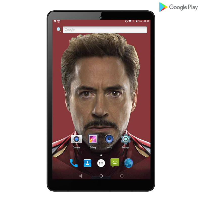 2020 Newest 10 Inch Tablets Android 7.0 Quad Core 2G+32G Tablet Pc 3G Wifi Dual SIM Cards Laptop GPS Bluetooth Tab 10.1 +Gifts