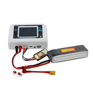 Image 4 - HTRC AC/DC 150W 10A Professional Charger T150 Smart Discharger for Lilon/LiPo/LiFe/LiHV/NiCd/NiMH/PB Battery Balance Charger