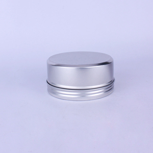 Image 5 - 20pcs 200g 200ml Empty Aluminum Cream Jar Tin Cosmetic Lip Balm Containers Nail Derocation Crafts Pot with Screw Thread