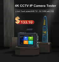 cctv tester IP camera 4K 5 In 1 Touch Screen Camera testers testers cctv ip camera testers ip tester kamery AHD tester Monitor