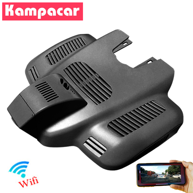 Kampacar BZ13-E Wifi Car DVR Camera Dashcam For Mercedes Benz E GT Class GT50 w213 w212 s213 E180 E200 E220 <font><b>E220d</b></font> E300 E350 AMG image