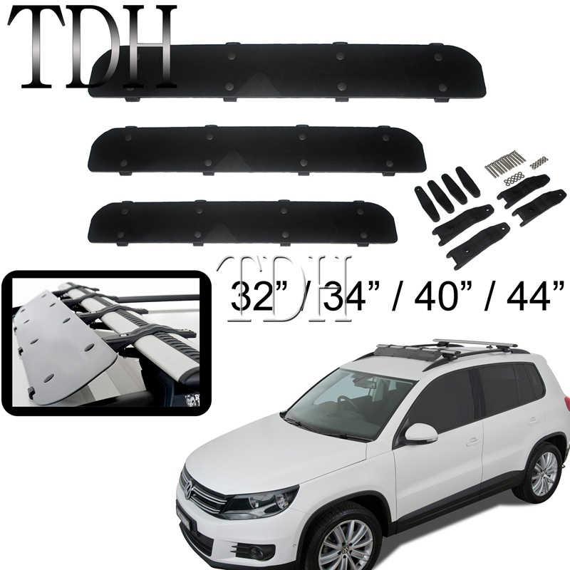 car roof rack air deflector 32 34 40