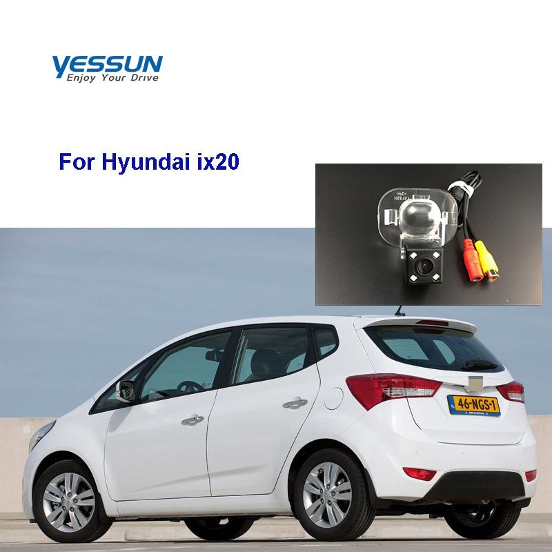Yessun HD CCD Night Vision Car Rear View Reverse Backup Camera Waterproof For Hyundai Ix20