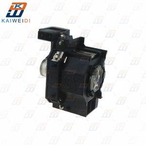 Image 2 - Compatible pour ELPLP41 EMP S5 EMP S52 EMP T5 EMP X5 EMP X52 EMP S6 EMP X6 EMP 260 EB S6 lampe De Projecteur V13H010L41 pour Epson