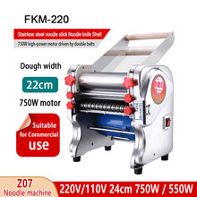 Dumpling-Machine Noodle-Press Commercial Electric Table Stainless-Steel Fully-Automatic