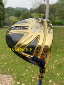New Golf Clubs KATANA NINJA Golf Driver 9.5 or 10.5loft Clubs Driver Graphite shaft R or SR Golf shaft Cooyute Free shipping
