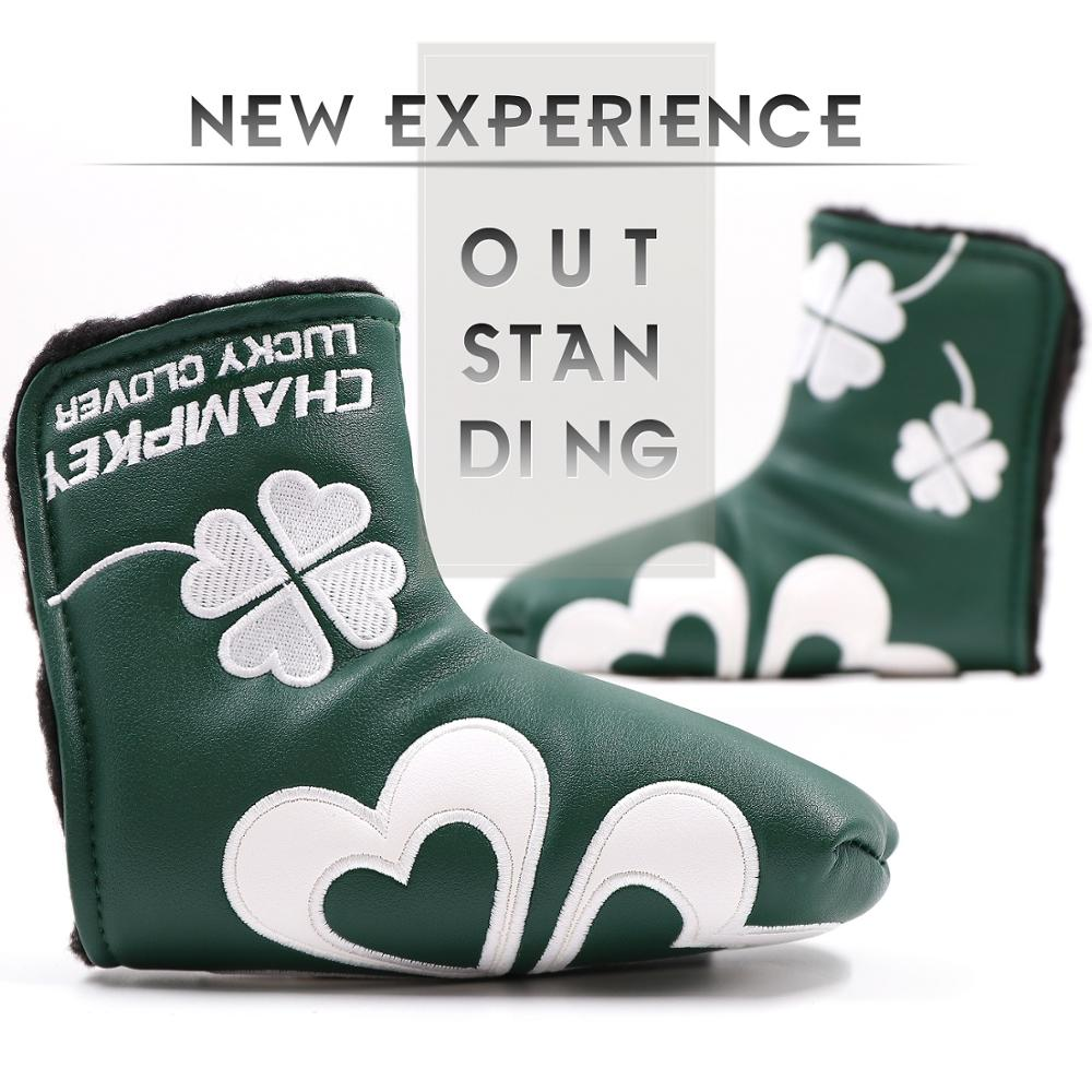 1pc Golf Four-leaf Clover Putter