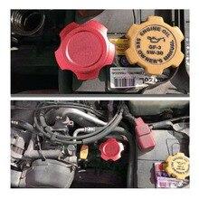 Новинка и высокое качество алюминиевый двигатель масло Топливный наполнитель крышка бака Крышка для Subaru WRX STi гонки