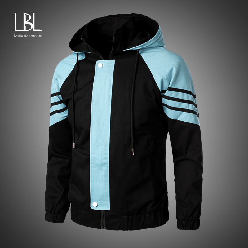 Mens Jackets and Coats Autumn Men's Bomber Jacket For Men 2020 New Fashion Outdoors Clothing Casual Jackets Streetwear Overcoats