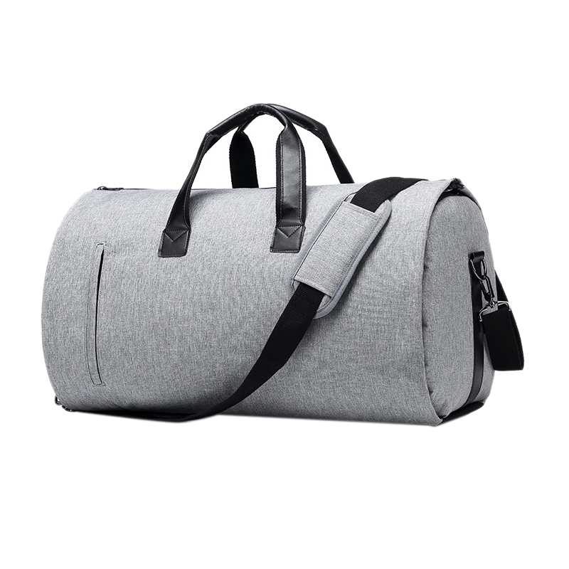 Clothing Bag Convertible Suit Travel Bag With Shoe Cabinet Waterproof Carry-On Bag Clothing