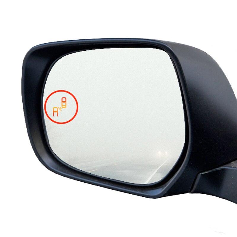 Moniteur d'angle mort LX570 système de miroir latéral capteur Radar conduite sécurité LED mise à niveau d'avertissement asisst pour LEXUS L45D GX400 GX460