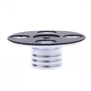 Image 5 - 오디오 lp 비닐 턴테이블 금속 디스크 안정기 레코드 플레이어 무게 클램프 hifi