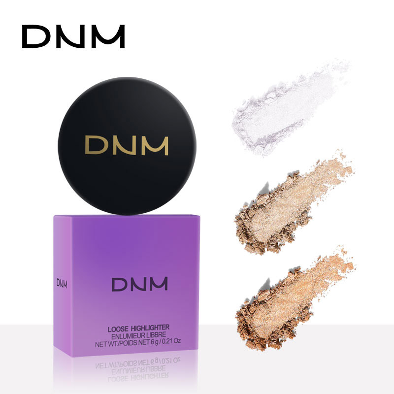 3 Colors Makeup Powder Oil control Loose Powder Concealer Face Bronzer Waterproof Facial Highlight Contour Skin Finish Powder
