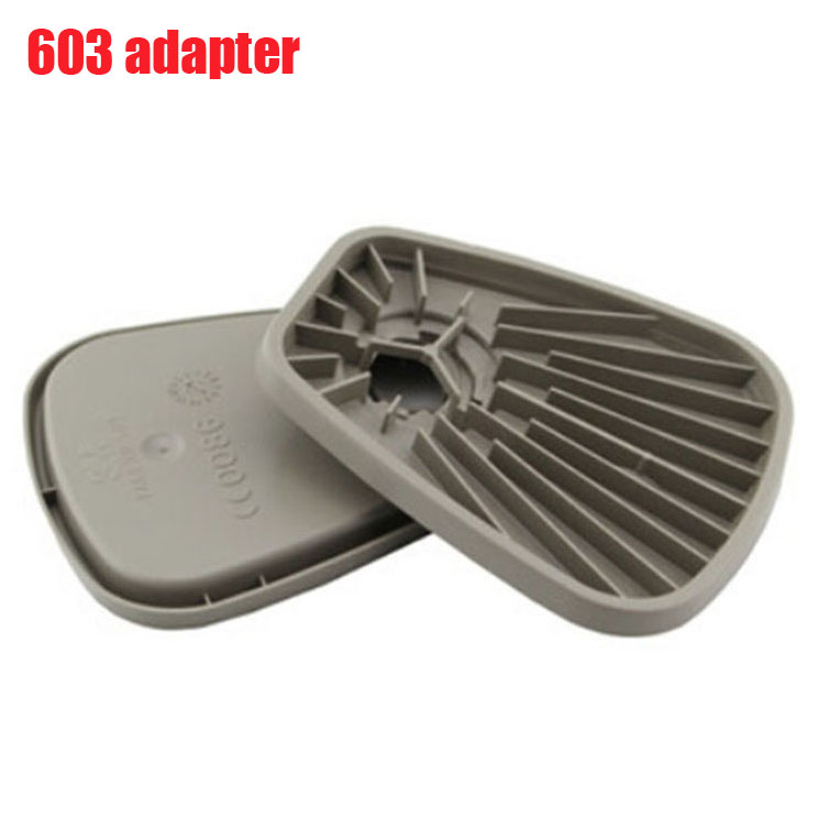 603 filter adapter Platform For <font><b>3M</b></font> <font><b>6000</b></font> 7000 Series Industry Gas Mask Safety Respirator image