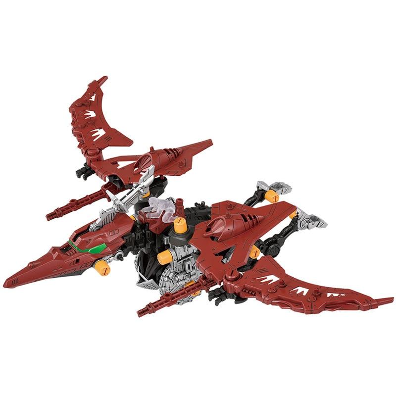 Takara Tomy Building Blocks ZOIDS Sniepter Monster Animal Robot Dinosaur Electrionic Blocks Assembled Models Children Toy
