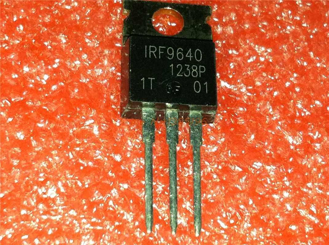 5pcs/lot IRF9640PBF TO220 IRF9640 TO-220 New And Original In Stock