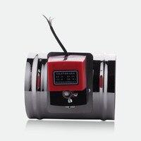 100-200mm 24 v 14nm válvula do amortecedor de ar duto de ar elétrico motorizado amortecedor para o atuador da válvula 24 v 14nm da tubulação de ventilação
