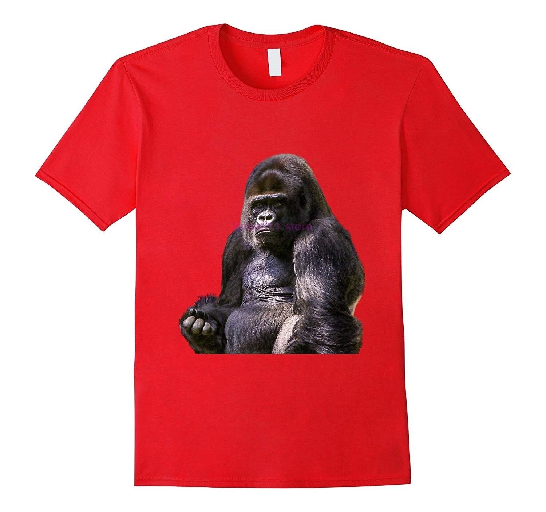 Western Gorilla New T-Shirt