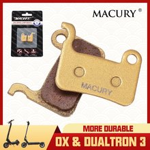 Macury 金属ディスクブレーキパッドのための OX & Dualtron 3 DT3 DT 3 電動スクーター TÜV 証明(China)