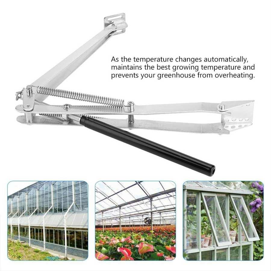 Солнечный термочувствительный автоматический открывалка для окон Vent Autovent сельское хозяйство парниковый штопор автоматический открывалка...