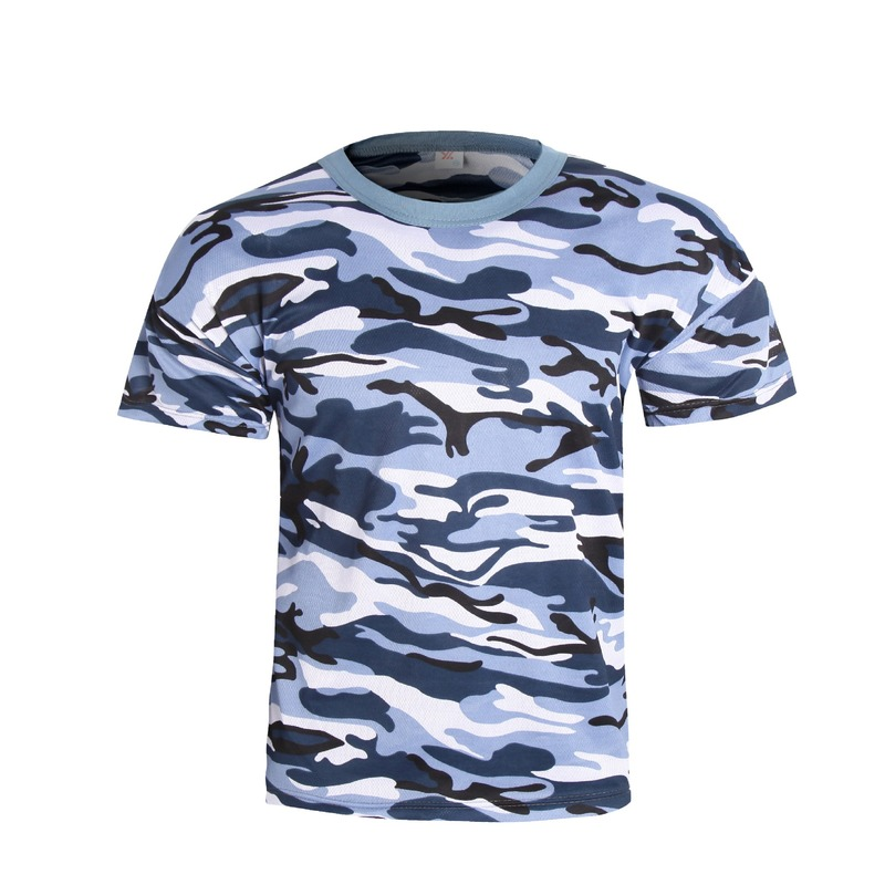 New Men Summer Short Sleeve Men T-Shirt Digital Mesh Military Camouflage T-shirt Breathable Army Combat T Shirt Quick Dry Shirt
