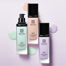 makeup primer 3 Colors thin face Concealer base de maquillaje pore primer base makeup base maquiagem Waterproof Oil Control