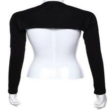 Chemise pour femmes musulmanes, manches aux épaules, bras élastique, sous-chemise, vêtements à la mode du moyen-orient, H401