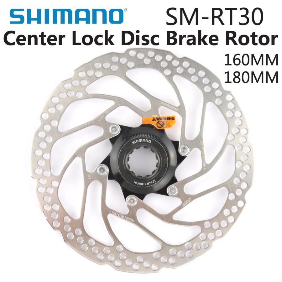 Disco freno Shimano DEORE SM RT 30 center lock