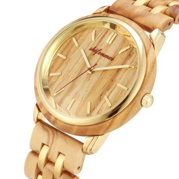 Couples Luxury Wood Watch Set 1