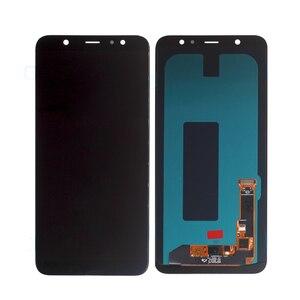 Image 2 - ЖК дисплей для Samsung Galaxy A6 Plus A6 + A605, сменный экран для Samsung A605FN A605G A605GN, ЖК экран Amoled