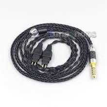 Sennheiser – câble d'écouteurs plaqué argent pur, 8 cœurs équilibrés, pour HD580 HD600 HD650 HDxxx HD660S HD58x HD6xx, LN007038