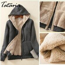 נשים של החורף חם חליפת 2 חתיכה אימונית לנשים ארוך שרוול לעבות סלעית חולצות קשמיר ספורט חליפות נשים