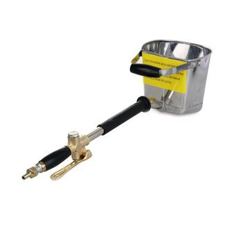 Plasterer Pneumatic Cement Stucco Mortar Automatic Air Panting Tool for Wall