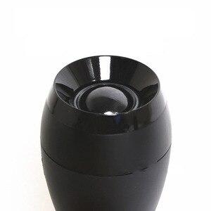 Image 5 - LUSYA 1 pièces 4ohm 25W Hifi Tweeter haut parleur externe haut parleur aigu noyau noir brillant soie Film aigus D4 013