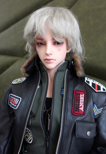 Image 5 - HeHeBJD 1/3 Hdend bjd doll Anubis fantasy doll resin ball jointed model reborn high quality toys low price