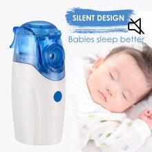 Medical nebulizer Portable Inhaler Handheld Household Health  for kids mini nebulizador Nebulizador For Inhalation