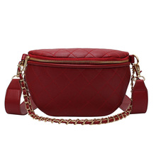 fashion waterproof cross body waist bag fanny pack designer belt purses
