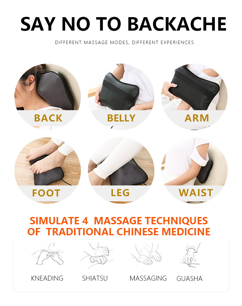 Massagem Travesseiro