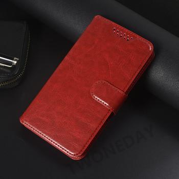 Etui z klapką portfel ze skóry PU etui na LG X szybka V50 V40 K50S K40S wysokiej jakości etui do LG X Mach funkcjonalne z podstawką i na karty Fundas posiadacza tanie i dobre opinie TWONEDAY CN (pochodzenie) Vintage Leather Design Flip Wallet Case Zwykły Matowy Odporna na brud Anti-knock Podpórka Heavy Duty Ochrony