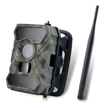 3G Cellular Trail Camera Wildcamera WiFi Full HD Wild Thermal Scouting Game with Outdoor Night Vision for Hunting