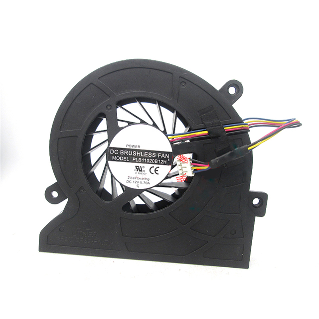 1pc Integrative Fan for Haier Fun Q9 Brushless Fan PLB11020B12H 12V 0.7A 4 Pin Connector