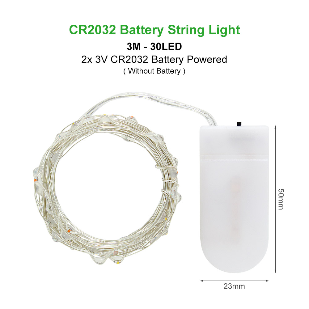 3M by CR2032 Battery