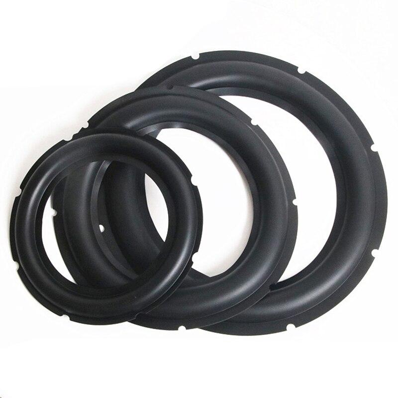 "1pcs 2//2.5//3/""inch Speaker surround rubber Edge Home Audio repair parts Anti-side"