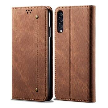 Funda de cuero para Samsung Galaxy A50 A21S A51 A30 M30s A70 A10s A20s A50s S10e S10 S20 Ultra Plus carpeta magnética cubierta de libro