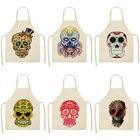 1Pcs Skull Pattern K...