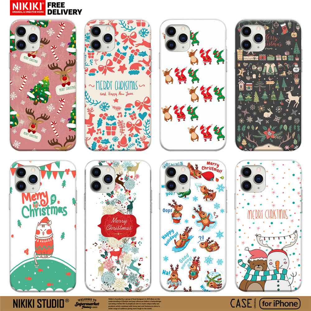 cases case tpu cover phone case for iphone 11 pro xs Max x xr for iphone 7 5 5s se 6 8 6s Plus coque funda Cartoon soft