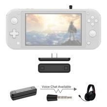 GuliKit – adaptateur Audio sans fil, transmetteur Bluetooth, pour Nintendo Switch Lite, PS4, PC, Original, Type C, NS07
